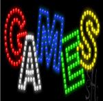 Gamesledsign